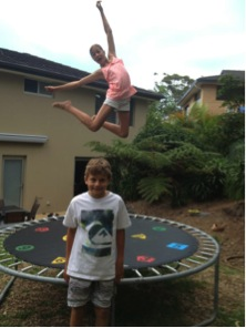 health benefits of trampoline jumping