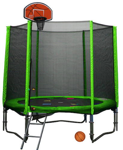 8ft trampolines