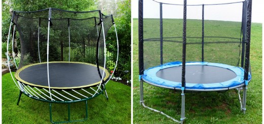 spring free trampoline