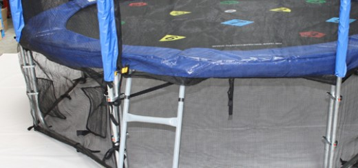 Trampoline Surround Net with Pockets