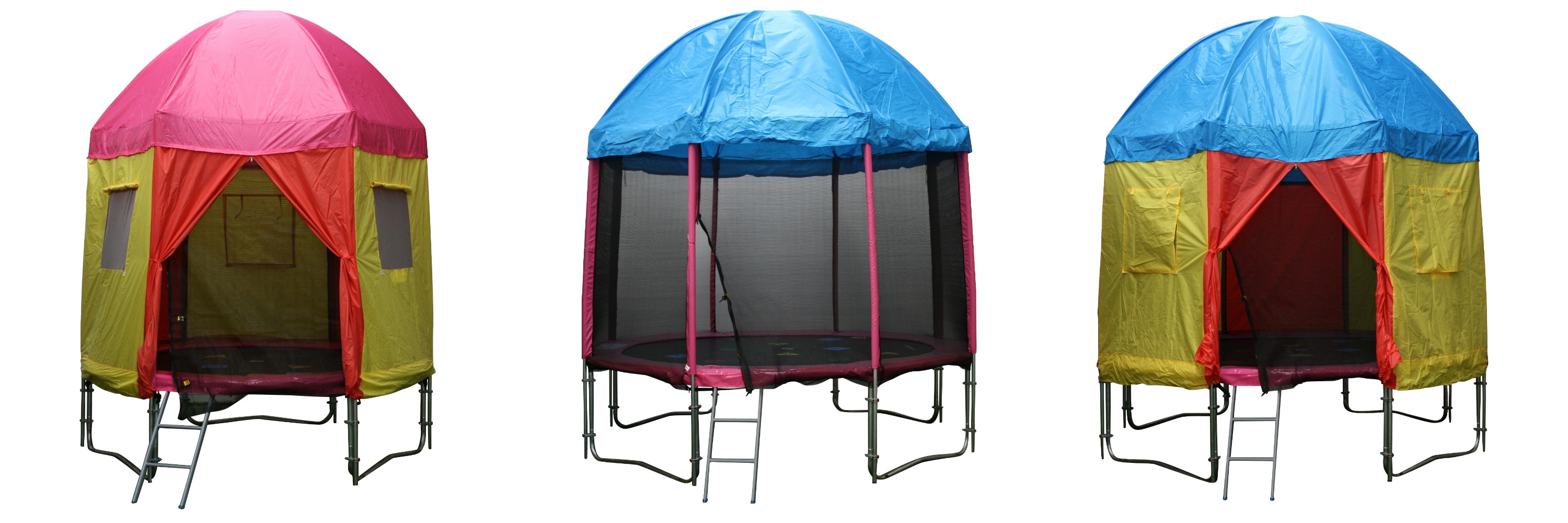 Do We Make Tents And Roofs For Tru0026olines That Are Not Ours? Sc 1 St Oz Tru0026olines Blog. image number 19 of tr&oline roof 10ft ...  sc 1 st  memphite.com & Trampoline Roof 10ft u0026 14ft Jumpking Butterfly Canopy Tru0026oline ...
