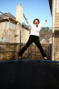 Working Out on Your Trampoline – Trampoline Exercises