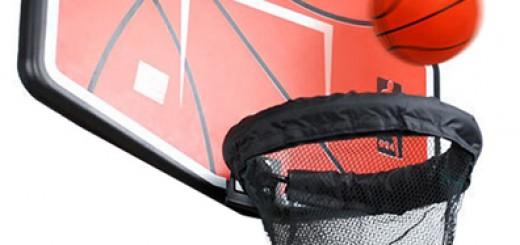 Trampoline Basketball Kit
