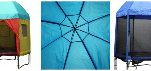 Why We Don't Make 16ft Trampoline Roofs and Tents
