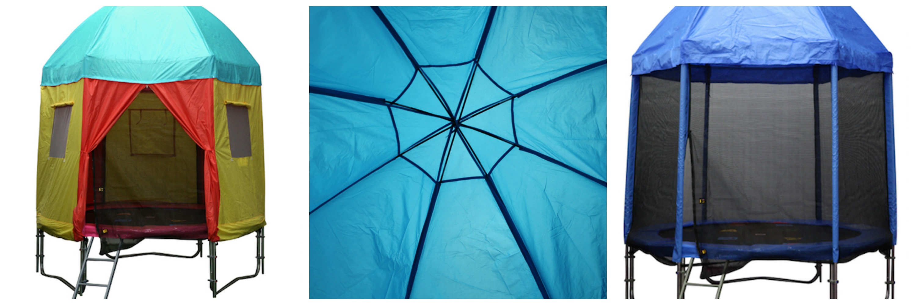Why We Donu0027t Make 16ft Tr‾ Roofs and Tents & Why We Donu0027t Make 16ft Trampoline Roofs or Tents - Oz Trampolines Blog