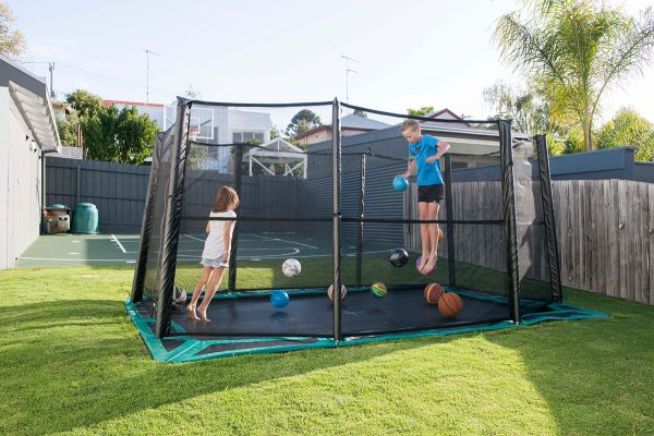 Oz Trampolines - Trampoline-Games-For-Kids