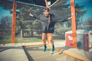 6 Trampoline Workouts for Adults