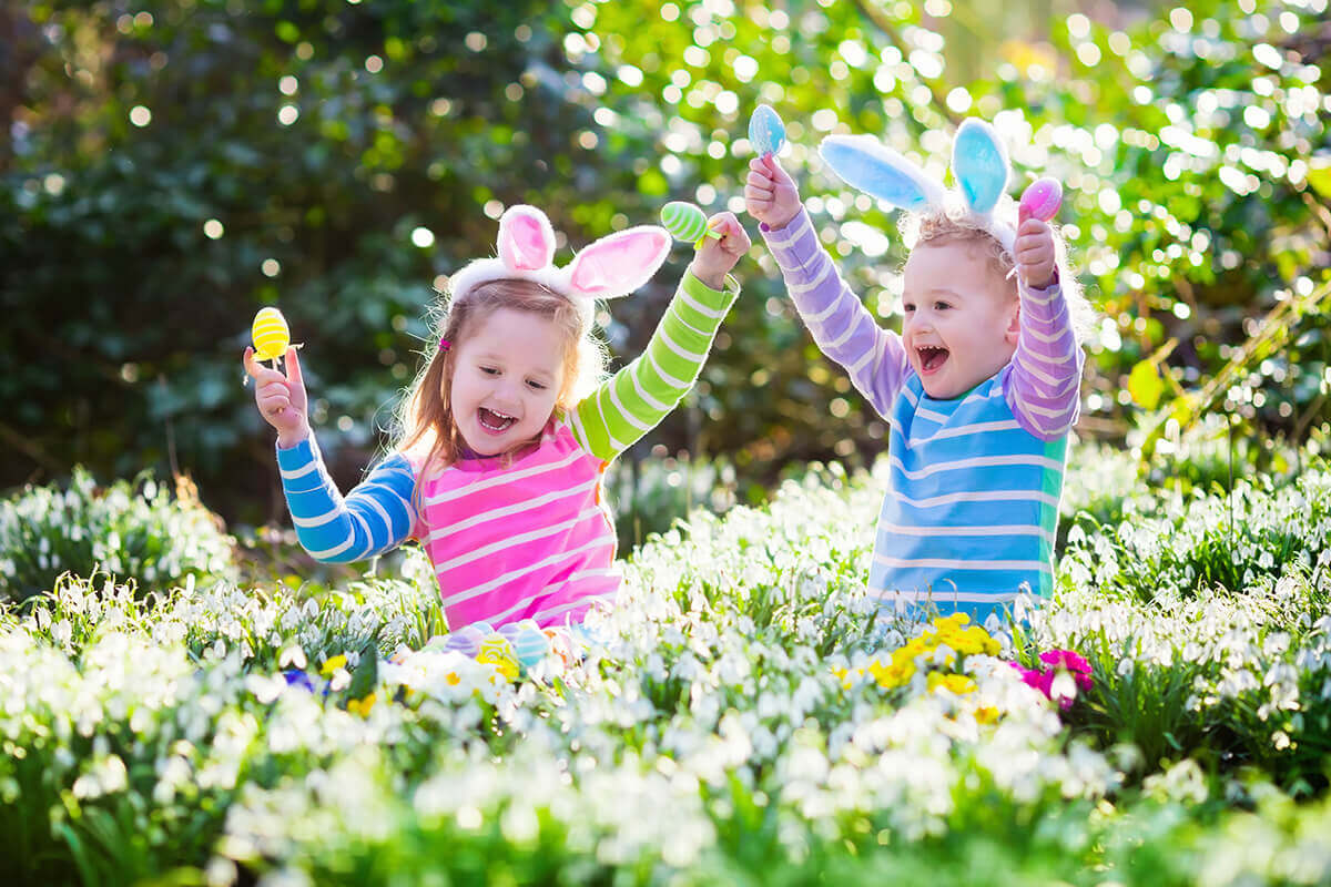 Tips for Planning The Best Backyard Easter Egg Hunt Ever