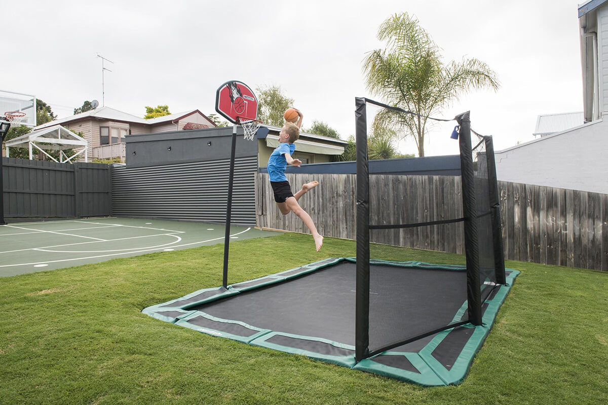 The Coolest Accessories for Your Trampoline - Oz ...