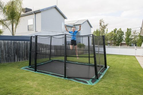 Oz Trampolines - Keeping your Kids Safe on the Trampoline