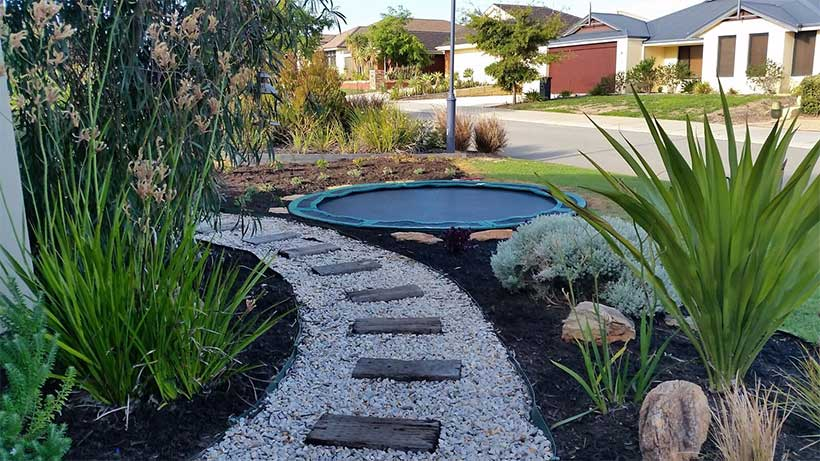 Cool Installations for Your In-Ground Trampoline (4)