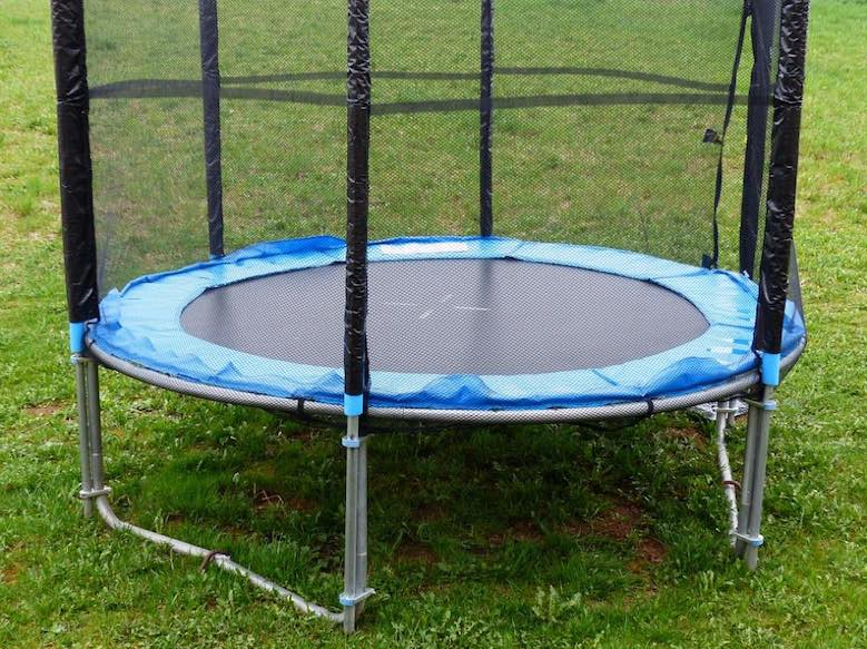 outdoor 8ft trampoline