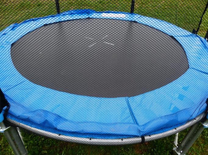 outdoor 10ft trampoline